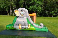 Hüpfburg mieten Elefanten Dumbo fürs Wochenende 3Tage Deutschlandw. Inkl.Versand