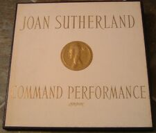 """Album By Joan Sutherland, """"Command Performance"""" on London"""