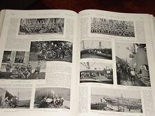 1899 HOUSEHOLD CAVALRY VICTORIA 9TH FIELD HOSPITAL ETC