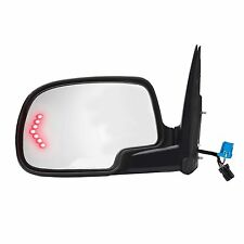 2003 2004 2005 GMC Sierra 2500 3500 Driver LH Side Mirror NEW W/ Signal