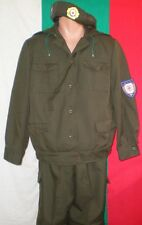 Bulgarian Military RED CROSS Rescue Medical Orderly Unit UNIFORM