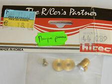 INCOMPLET vintage MRC 44.089 hitec PIGNON METAL pinion GEAR SET Ritzel PIGNONE