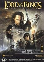 The Lord Of The Rings - The Return Of The King WIDESCREEN Region 1 DVD