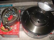 Kit  Dischi+S.Pastiglie+S.Ganasce+Tamburi PUNTO 1200 99