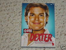 Dexter - The Complete Second Season DVD NEW SEALED