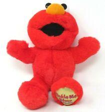 "Tickle Me Elmo Surprise Sesame Street 13"" Plush 2000 Fisher Price 39442"