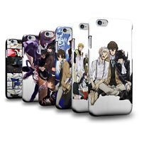 PIN-1 Bungo Stray Dogs Hard Phone Case Cover Skin for Samsung S Note Series