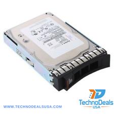 "IBM 42D0707 42D0708 500GB 7200 6GBPS NL SAS 2.5"" SLIM HARD DRIVE"