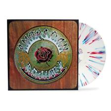 Grateful Dead American Beauty 50th Anniversary Splatter Vinyl Lp /4000 Dead.net