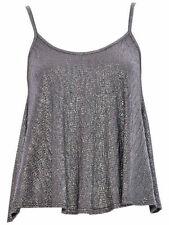 Unbranded Regular Size Sleeveless T-Shirts for Women without
