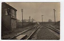 GRENDON UNDERWOOD JUNCTION: Buckinghamshire postcard (C7461)