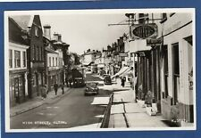 More details for high street alton post office rp pc used 1956 valentines   z943