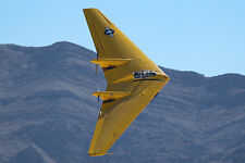 1/9 Scale Northrop N9M Flying Wing Plans, Templates, Instructions