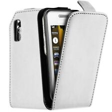 Housse Coque Etui pour Samsung Player One S5230 Couleur Blanc