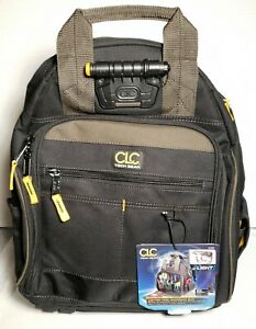 CLC L255 TECH GEAR™ 53 Pocket - Lighted Backpack