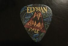 Def Leppard 2018 Tour Guitar Pick (Concert Tour with Journey)