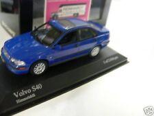 1/43 Minichamps Volvo S 40 2000 blau