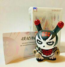Kidrobot SPIRITUS DEA Series ARACHNE Dunny Mini Vinyl Mizna Wada IN STOCK