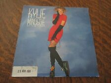 45 tours KYLIE MINOGUE got to be certain