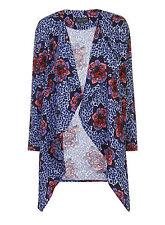 Blazer Formal Floral Plus Size Coats & Jackets for Women