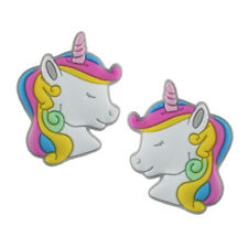 Unicorn Girls Tennis Vibration Dampener 2-Pack by Racket Expressions