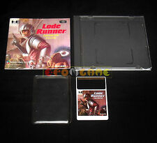 LODE RUNNER LOST LABYRINTH Pc Engine Pce Hu-Card Versione Giapponese •• COMPLETO