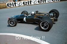Pedro Rodriguez BRM P133 Grand Prix de Mónaco 1968 fotografía 1