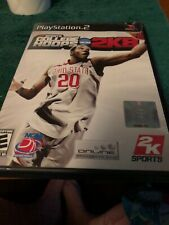 PlayStation 2 2k Sports College Hoops NCAA 2K8