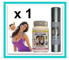 Breast Enhancer Cream Pills Enhancement Enlargement Firming Sagging Success NEW