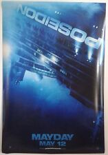 """POSEIDON (advanced promotion) double sided movie poster 27""""x 40"""""""