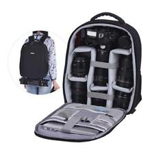 CADeN D10s Backpack Bag Waterproof Shockproof for Canon Nikon  DSLR B1T9