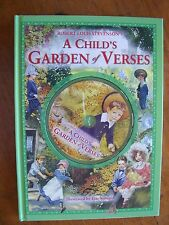 A Child's Garden of Verses by R.L. Stevenson illustrated by Eric Kincaid + CD
