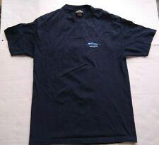 Vintage Gecko Hawaii Navy Blue T-Shirt Print Large 1990's
