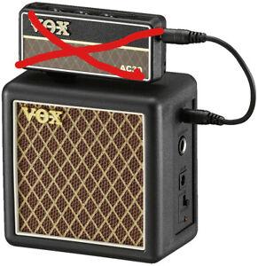 Vox amPlug2 Mini Speaker Cabinet for use with Vox AmPlug2 Headphone Amp