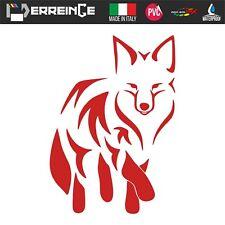 Fox Hound csf0470 10 x 11 cm JDM  Sticker Aufkleber
