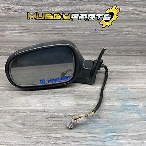 94-95 Acura Integra 4 door LEFT Driver Side Door Mirror GREEN SEDAN