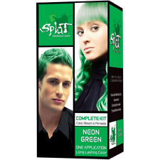 Splat Rebellious Colors Semi-Permanent Hair Dye, Green Neon