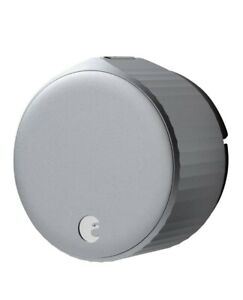 August Wi-Fi, (4th Generation) Smart Lock – Fits Your Existing Deadbolt in...