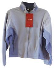 Helly Hansen Zsa Zsa Fleece Jacket Small 4 6 Thistle Womens Full Zip Vintage NWT