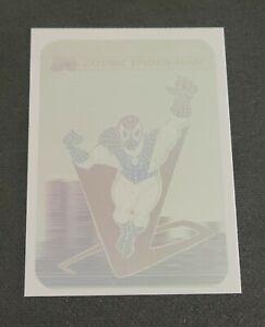 1990 Marvel Universe I Holograms #MH1 Cosmic Super-Man