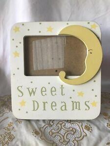Sweet Dreams Baby Nursery/Room Picture Frame