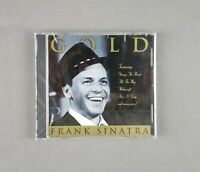 Gold by Frank Sinatra (CD, 2004, EMI) Chicago, I Get A Kick Out of You - SEALED