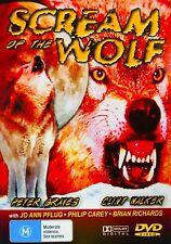 62 Scream of The Wolf R4 DVD Movie Horror