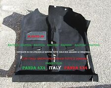 FIAT PANDA 4X4 PIANALE TAPPETO MOQUETTE COLORE NERA ANTRACITE MOULDED CARPET