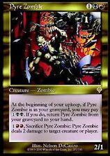 *MRM* ENGLISH FOIL  Zombie des bûchers - Pyre Zombie MTG Invasion