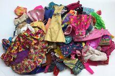 Lot Of Barbie Clothes Gowns Dresses Pants Coats Shorts Skirts Swim Wear 140 Plus
