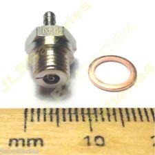 Nitro Glow Plug del número 4 / N4 medio caliente Rc-Hsp