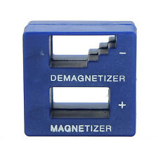 Blue Precision Demagnetizer/ Magnetizer - For Screwdrivers, Small Tools, Drills