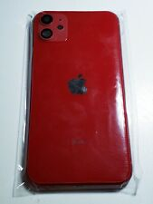 Apple iPhone 11 Oem Red Housing Back Glass Chassis Frame Battery Door Cover New⭐