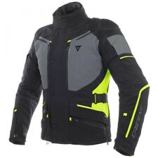 Veste touring Dainese Carve Master 2 goretex black grey fluo yellow taille 56